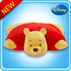 Pillow Pets - Winnie the Pooh Winne The Pooh, Winnie The Pooh Plush, Disney Winnie The Pooh, Pooh Bear, Tigger, Eeyore, Disney Pillow Pets, Cartoon Books, Animal Jam