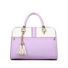 volossi nueva manera del bolso del bolso del ocio de la moda coreana preferencia de color – MXN $ 422.58