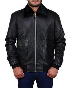 Movie Simon Pegg Star Trek Beyond Jacket Scotty Star Trek, Simon Pegg, Star Trek Beyond, Black Faux Leather, Rib Knit, Leather Jacket, Celebs, Stars, Sleeves
