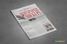 Vintage style   9 Newspaper PSD Advertisement Mockups by ZippyPixels #mockups #newspaper #psd #template #advertising #advertisment #ads #photoshop #photorealistic #presentation #customizable