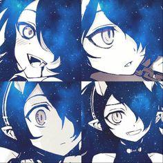 She is so cute ♥~♥