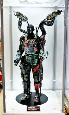 emily blunt's exo suit - Google Search