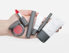 Simple and high-quality cosmetics, in minimal packaging that's small enough to take anywhere.
