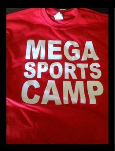VBS - Mega Sports Camp Shirts!