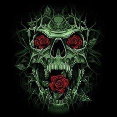 Unisex T Shirt Floral Skull with Oversized Graphic Skull Hoodie, Skull Shirts, Dark Fantasy Art, Dark Art, Crane, Scratchboard Art, Skull Pictures, Skull Wallpaper, Cover Wallpaper