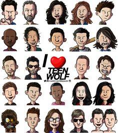 I love teen wolf