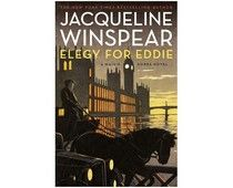 "Maisie Dobbs, the ""psychologist and investigator"" whose cases provide the subject of Jacqueline Winspear's historical mystery series, questions two apparently accidental deaths in Elegy for Eddie (Harper: March 27, 2012 release). In the process, Maisie realizes her profession is one that leads her to learn as much about herself as it does about her suspects."