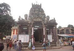 Kutralam Kutralanathar Temple - Chitirachabai