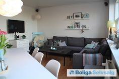 Haraldsgade 15A, 1. 6., 7400 Herning - Centralt placeret lejlighed i Herning på 60 m2 #ejerlejlighed #ejerbolig #herning #selvsalg #boligsalg #boligdk