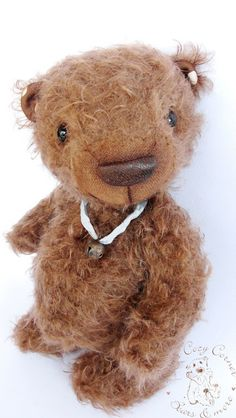 #artistbear #handmade #OOAK #collectable #Teddybear