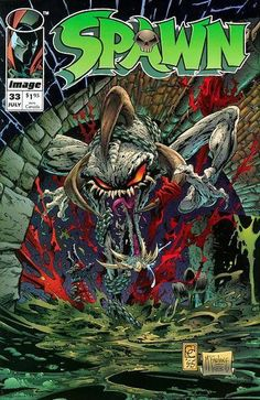 A cover gallery for the comic book Spawn Spawn Comics, Anime Comics, Comic Book Artists, Comic Books Art, Spawn Comic Book, Illustration Story, Todd Mcfarlane, Western Comics, Image Comics
