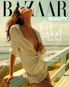 Rianne Ten Haken - Harper's Bazaar UK - The Feel Good Factor