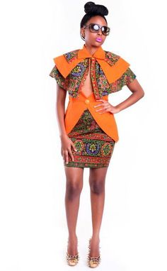African Prints in Fashion: Eye-Catcher: The new Wambui Mukenyi collection ~Latest African Fashion, African Prints, African fashion styles, African clothing, Nigerian style, Ghanaian fashion, African women dresses, African Bags, African shoes, Kitenge, Gele, Nigerian fashion, Ankara, Aso okè, Kenté, brocade. ~DK