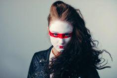 Fotoshoot licc, Kopjek. Fotografie: Yuri Nauta. Yuri, Halloween Face Makeup