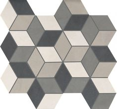 Marca Corona tiles in white body and porcelain stoneware Macro And Micro, Brick Design, Hexagon Tiles, White Bodies, Create Space, Porcelain Tile, Wall Tiles, Design Projects, Contemporary Design