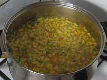 Jesenná zeleninová polievka • Recept | svetvomne.sk Vegetables, Food, Essen, Vegetable Recipes, Meals, Yemek, Veggies, Eten