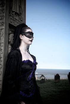 Whitby Goth - By Kev Malone, via 500px