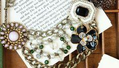 Vintage but yet modern fun jewelry!! www.facebook.com/plunderdesignkrystal www.plunderdesign.com/Krystal