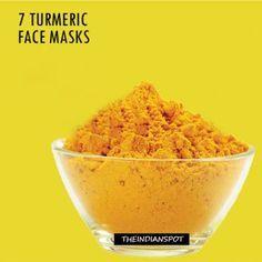 7 turmeric face masks for beautiful skin