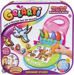 "Gelarti Designer Studio - Moose Toys - Toys ""R"" Us Moose Toys, Best Kids Toys, Christmas Toys, Christmas Ideas, Kids Store, Craft Kits, Studio, Online Furniture, Games For Kids"