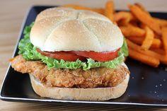Wendy's Spicy Chicken Sandwich Recipe More  information... http://recipes-food.vivaint.biz