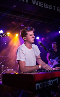 honeeey   -n Charlie Puth, Love Of My Life, My Love, Perfect Boy, Baby Daddy, King Of Music, My People, Record Producer, Shawn Mendes
