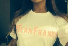 TREAM FRANKIE!!!... - Ariana Grande Style