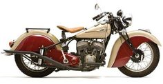 A 1941 Indian.