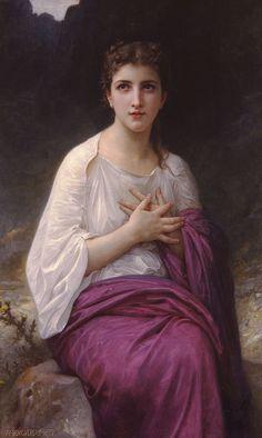 Bouguereau-Psyche,1892