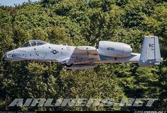 Fairchild A-10C Thunderbolt II - USA - Air Force | Aviation Photo #3941695 | Airliners.net