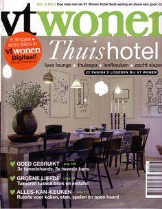 Hoe tuinier jij tussen bank en eettafel? #VTwonen #tijdschrift.nl