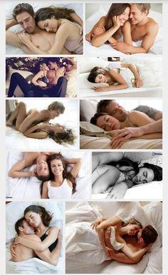 Always love the intimacy of bedroom shots