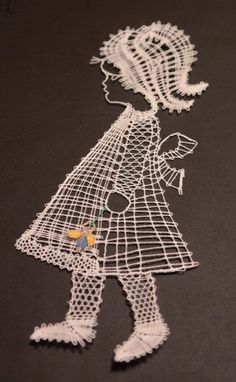 Bobbin Lace, Lace Design, Quilling, Dream Catcher, Projects To Try, Silhouettes, Frames, Lace, Needlepoint