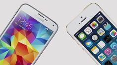 PineDigital: Samsung S5 vs iPhone 5s