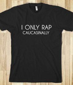 Rap Caucasionally
