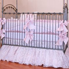 Enchantment Crib Linens