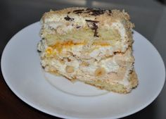 """Delights of Culinaria: Cake """"kievskiy"""""""