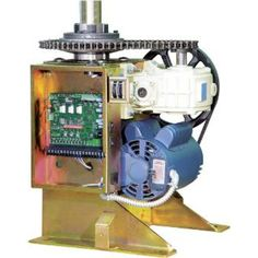 Ramset RAM 3030 3/4 Hp Swing Gate Operator