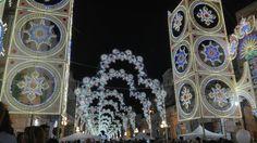 Luminarie Festa patronale 2017