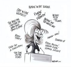 Ann Telnaes' week in cartoons - The Washington Post
