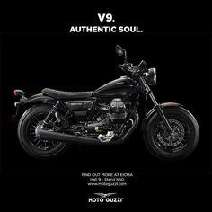 Shared on Instagram by moto_guzzi_official Guzzi V9, Moto Guzzi, V9 Bobber, Mc Mods, Luchino Visconti, Scooters, Transportation, Instagram, Geek
