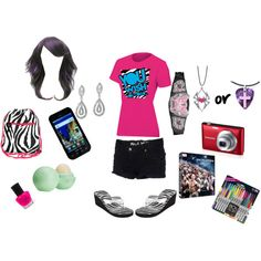 """""""Wrestling indy event (Next yr)"""" by ittybittykittyy on Polyvore"""