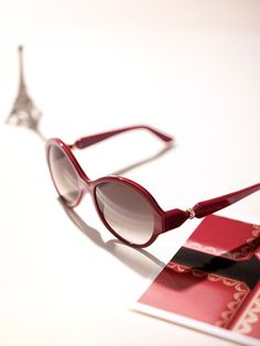 780fbe34e6 New from Cartier   the Trinity glasses Optician