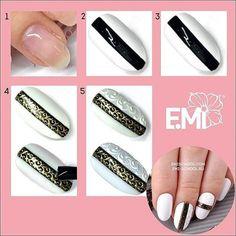@pelikh_E.Mi Nails University. Ногти и Маникюр пошагово.