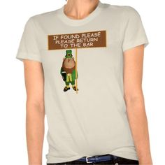 funny irish shirts | Please return to the bar-funny Irish T Shirts