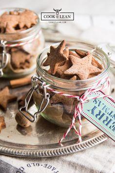 gingerbread cookies (grain free)
