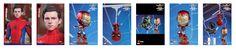 kolekcjonerskie figurki spidermana homecoming