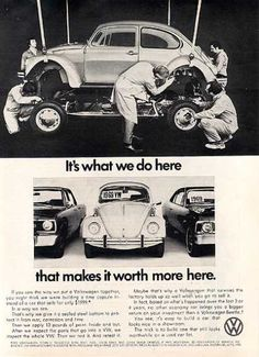 VW's Bug (1972)