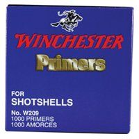 Winchester 209 Shotshell Reloading Primers (Box of 1,000)