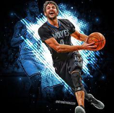 best service 962d7 1b28f 7 Best Ricky Rubio images  Minnesota Timberwolves, Nba playe